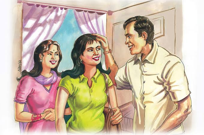 A new inspirational story about mother's house,inspirational story in hindi,inspirational story in hindi for students, motivational stories in hindi for employees, best inspirational story in hindi, motivational stories in hindi language