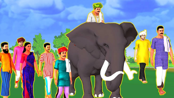 A new hindi short story of an elephant by Munshi PreamChand,inspirational story in hindi,inspirational story in hindi for students, motivational stories in hindi for employees, best inspirational story in hindi, motivational stories in hindi language